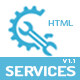 Services - Repair Responsive HTML 5 Template - ThemeForest Item for Sale