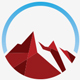 Mountains Logo - GraphicRiver Item for Sale