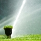 Soccer or Football Field Irrigation System of Automatic Watering Grass. - VideoHive Item for Sale