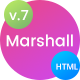 Marshall - The Ultimate Coming Soon Template - ThemeForest Item for Sale