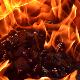 Fire Fireplace Short Loop