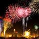 Chinese FireCrackers Burn Celebration New Year