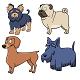Cartoon Puppy Bark