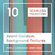 10 Avant-Gardism Background Textures - 3DOcean Item for Sale