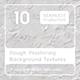 10 Rough Plastering Textures - 3DOcean Item for Sale