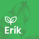 Erik - Refined WordPress Theme for Gardening & Landscaping - ThemeForest Item for Sale