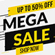 Mega Sale - GraphicRiver Item for Sale