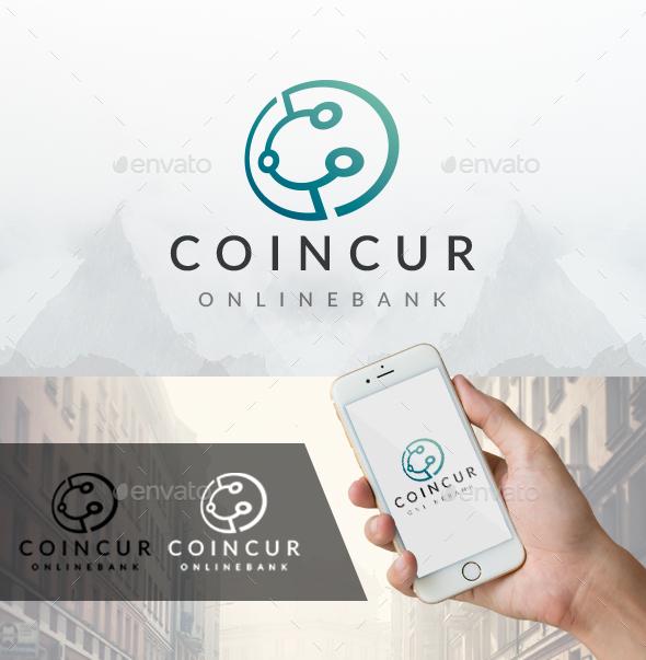 Online Coin Logo