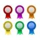 Ribbon Award Badges - GraphicRiver Item for Sale