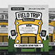 Field Trip Event Flyer - GraphicRiver Item for Sale