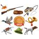 Hunting Set - GraphicRiver Item for Sale
