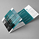 Corporate Square Trifold Brochure - GraphicRiver Item for Sale