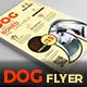 Dog Flyer - GraphicRiver Item for Sale