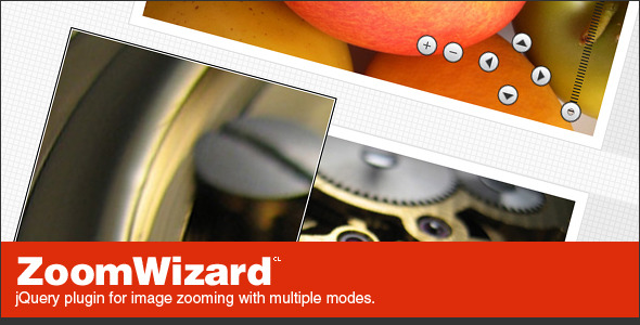 JQuery Zoom Wizard