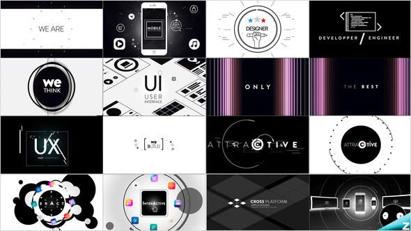 Digital Media Agency - Mobile Service Showcase