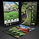 Lawn Maintenance Flyers Set - GraphicRiver Item for Sale