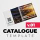 Square Catalogue / Brochure - GraphicRiver Item for Sale