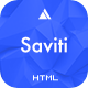 Saviti - Charity & Fundraising Bootstrap HTML Template - ThemeForest Item for Sale