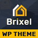Brixel Building Construction WordPress Theme - ThemeForest Item for Sale