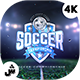 Epic Football Logo (Soccer) - VideoHive Item for Sale