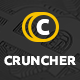 Cruncher -  ICO and Cryptocurrency PSD Template - ThemeForest Item for Sale