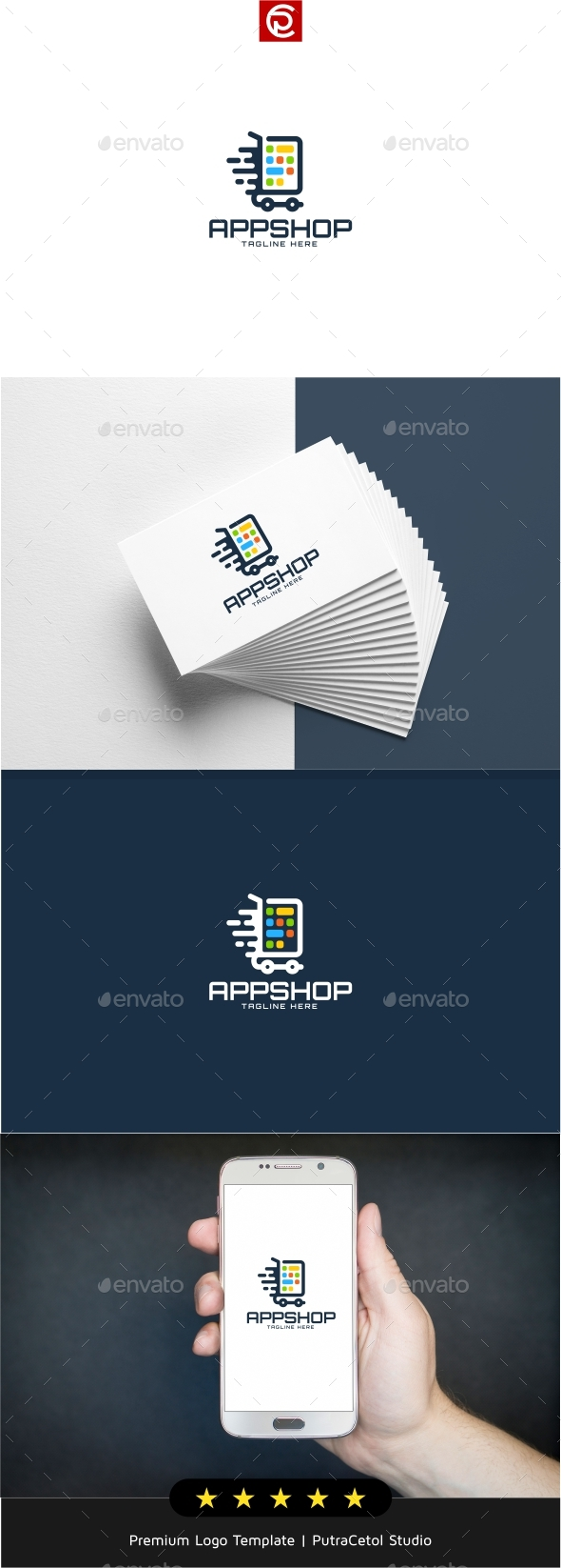Apps Shop Logo