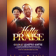 Holly Praise Flyer Template - GraphicRiver Item for Sale