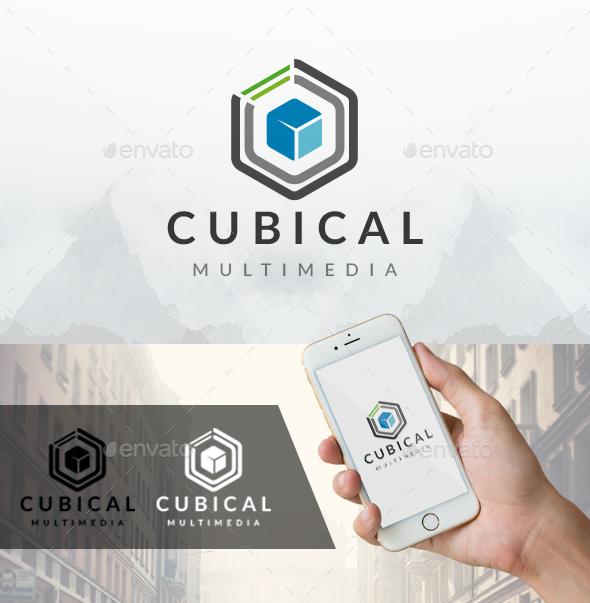 Cube Signal Logo