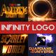 4 in 1 - Superhero Infinity Logo - VideoHive Item for Sale