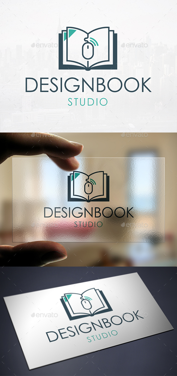 Learn Design Logo Template
