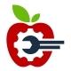 Apple Repair Logo - GraphicRiver Item for Sale