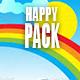 Upbeat Happy Summer Logo Pack