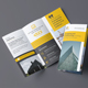 Minimal Architecture Trifold - GraphicRiver Item for Sale