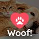Woof! - Pet WordPress Theme - ThemeForest Item for Sale