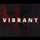 Vibrant Slides [4K] - VideoHive Item for Sale
