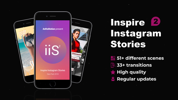 Inspire Instagram Stories V2