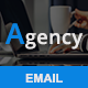 Agency - Responsive Email Template - ThemeForest Item for Sale