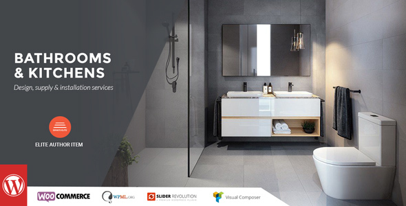 Bathrooms And Kitchens - Design, supply & installation
