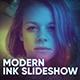 Modern Ink Slideshow - VideoHive Item for Sale