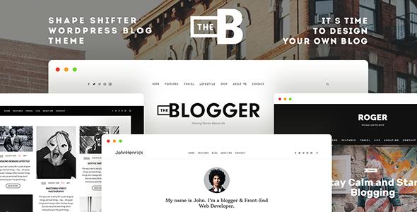 TheBlogger WordPress Theme 5