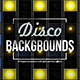 Disco Backgrounds Vol.3 - VideoHive Item for Sale