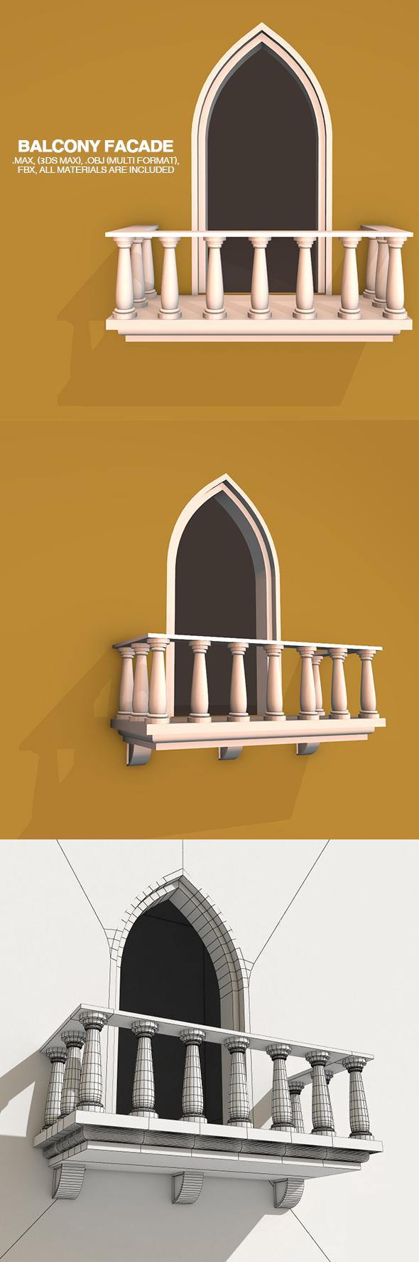 Arabic CG Textures & 3D Models from 3DOcean