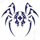Ghostly Fire Logo