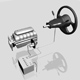 System Start Car Engine - 3DOcean Item for Sale