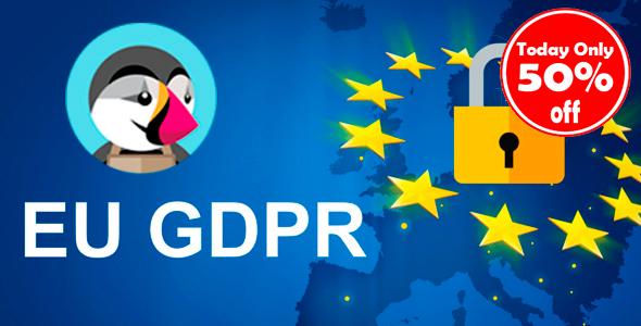 GDPR EU Cookie Law Compliance Banner