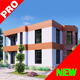 NEOarch Cottage Modern 001 - 3DOcean Item for Sale