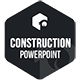 Construction Presentation Powerpoint Template - GraphicRiver Item for Sale