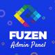 Fuzen - Modern & Clean Responsive Bootstrap 4 Admin Dashboard Template + UI Kit - ThemeForest Item for Sale