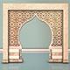 Oriental Gate - 3DOcean Item for Sale