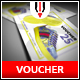 Multipurpose Discount Voucher - GraphicRiver Item for Sale